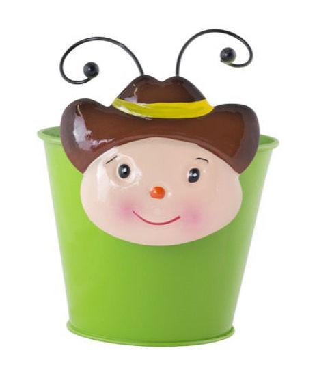 Picture of Wobblehead Planter Cowboy 11cm